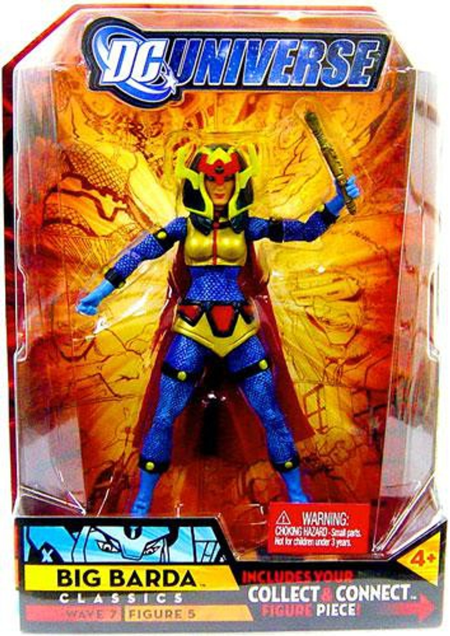 "DC Universe Classics Wave 7 BIG BARDA action Figure 6/"""