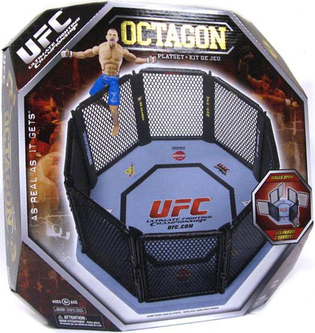 UFC Octagon Playset jakks Pacific brand new