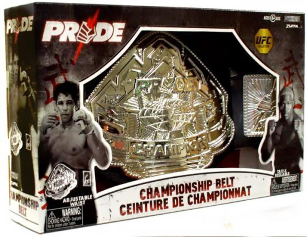 Jakks Pacific UFC Pride Championship Ring Playset Brand New