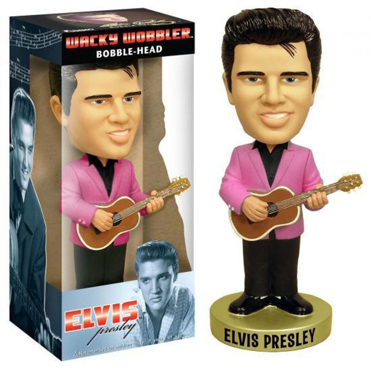 Elvis Presley Wacky Wobbler Bobble Head NEW Blue Hawaii