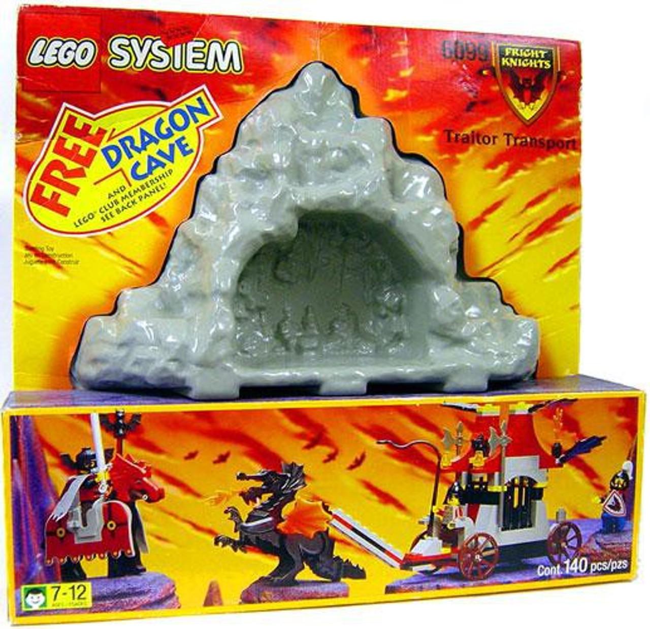 Lego Castle Traitor Transport Set 6099 Toywiz