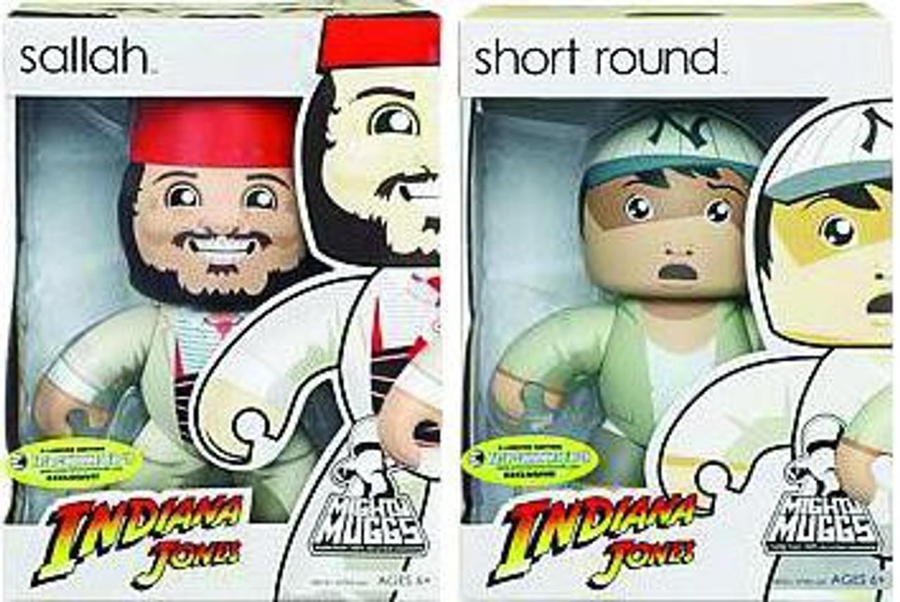 HASBRO Mighty Muggs série Sallah de Indiana Jones