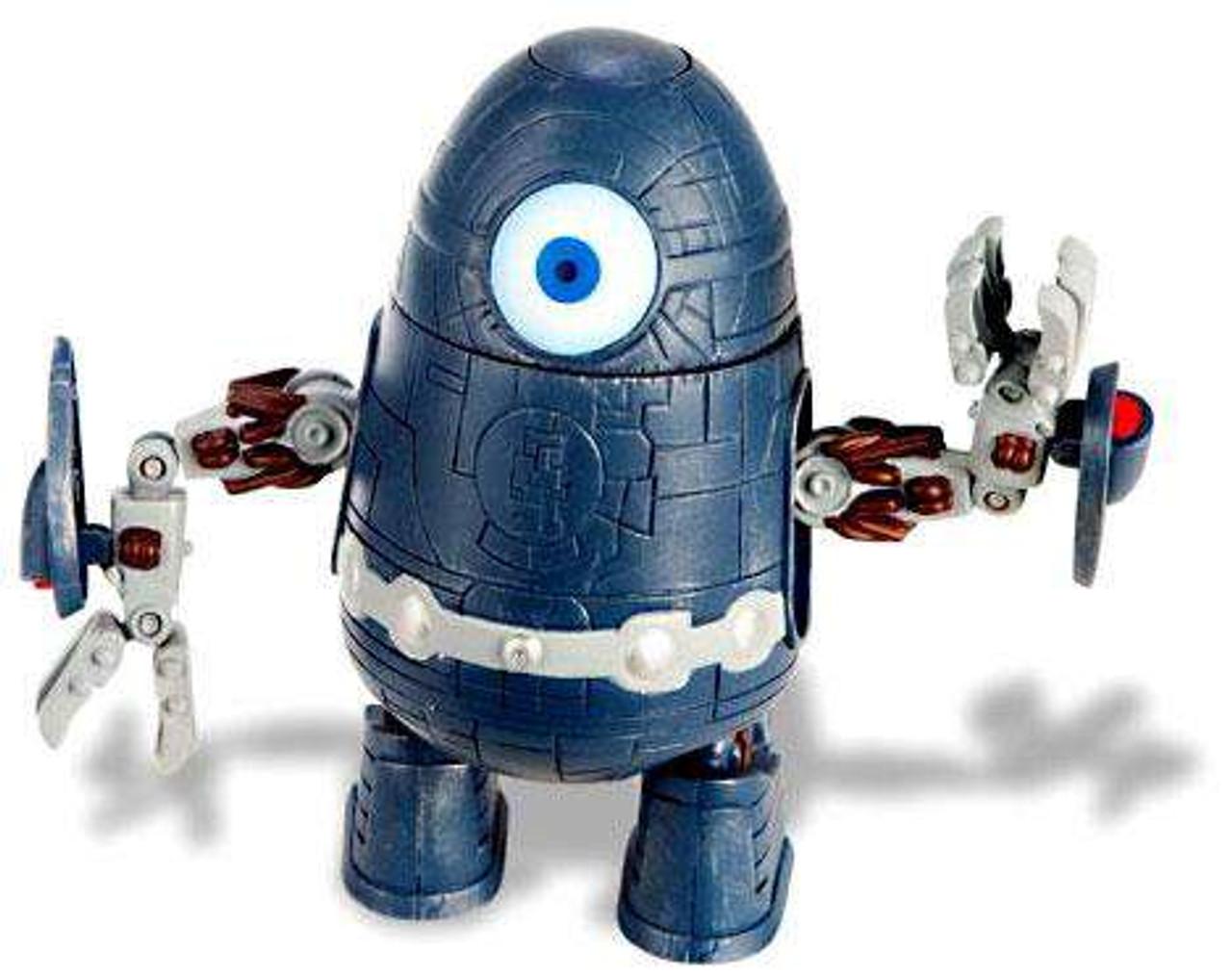 Monsters Vs Aliens Alien Clone Robot Action Figure Toywiz