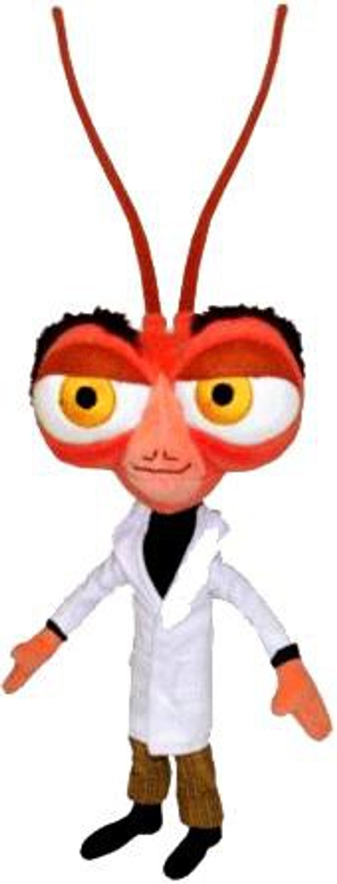 Monsters Vs Aliens Dr Cockroach 6 Plush Figure Dreamworks Animation Toywiz