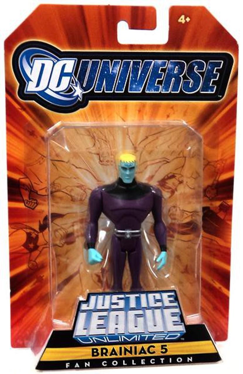 JUSTICE LEAGUE Supergirl DC Universe UNLIMITED Fan Collection Figure JLU