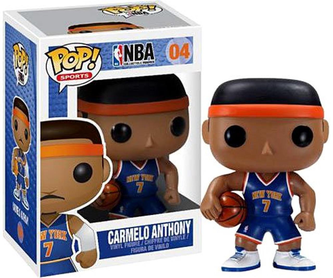 93f13d4e989 Funko NBA Funko POP Sports Carmelo Anthony Vinyl Figure 4 - ToyWiz