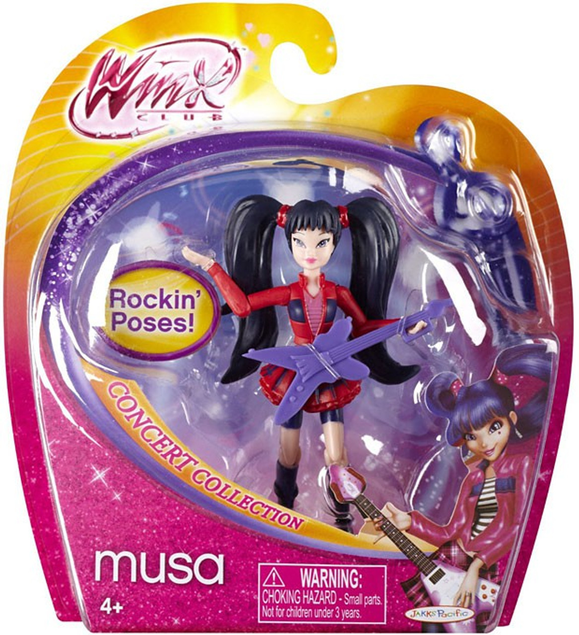 WINX CLUB CONCERT COLLECTION* MUSA    2012