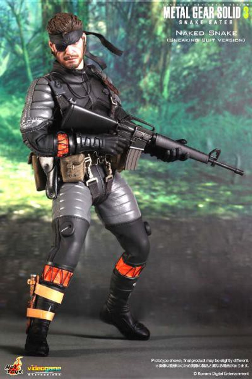 onesixthscalepictures: Hot Toys Metal Gear Solid 3: Snake