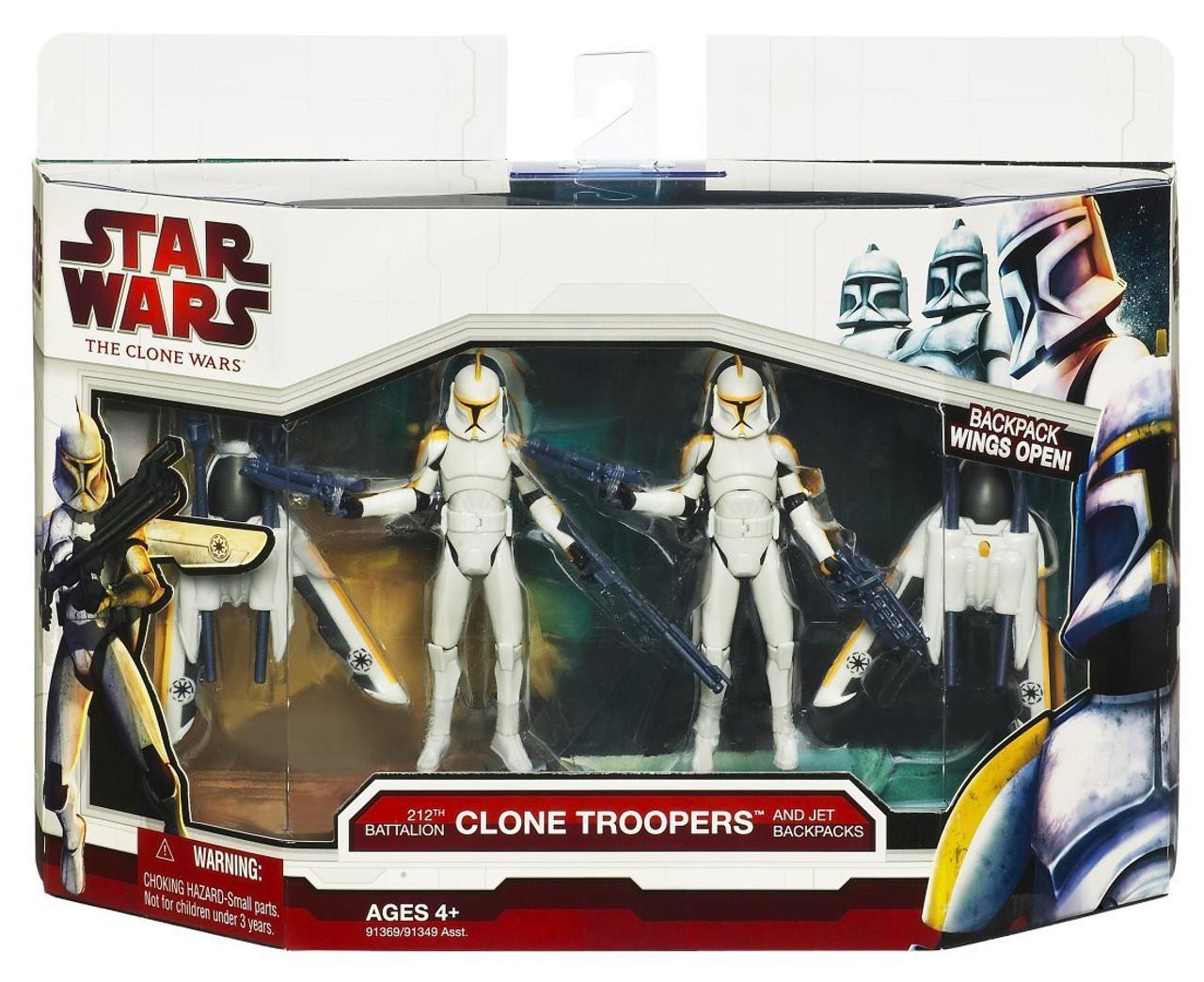 Star Wars Episode 3 Greatest Battles SHOCK TROOPER Figure #11 Army Builder NEW