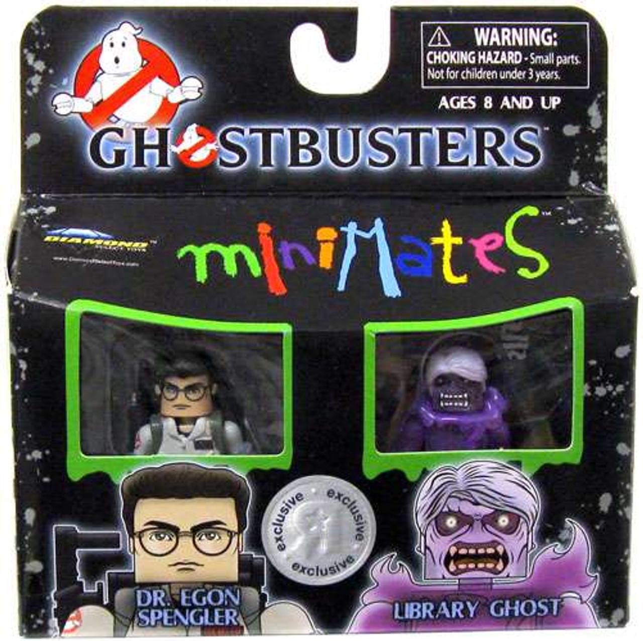 Egon Spengler Ghostbusters Minimates Series 1 Dr