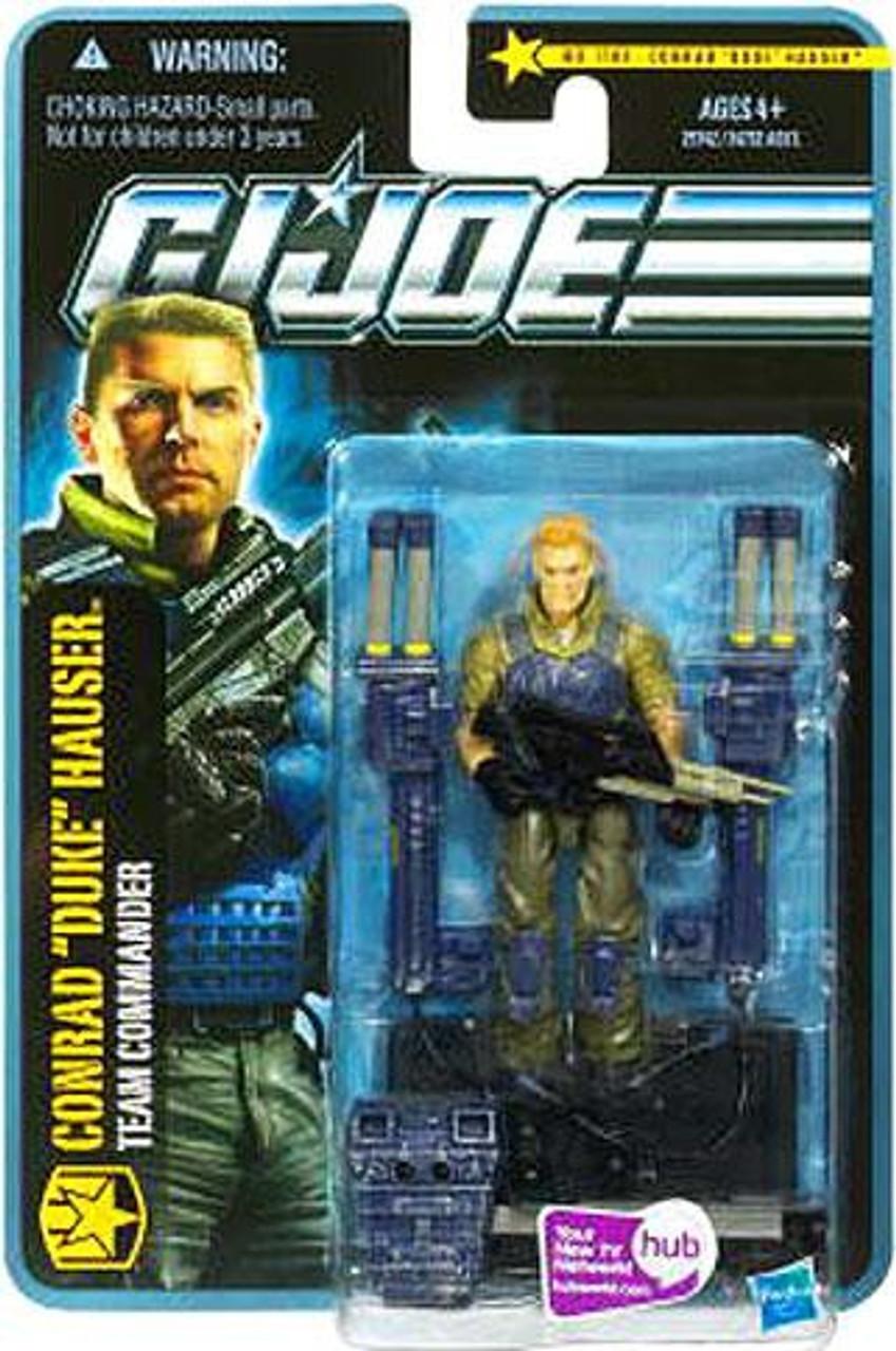 Joe Retaliation Conrad Duke Hauser Action Figure G.I