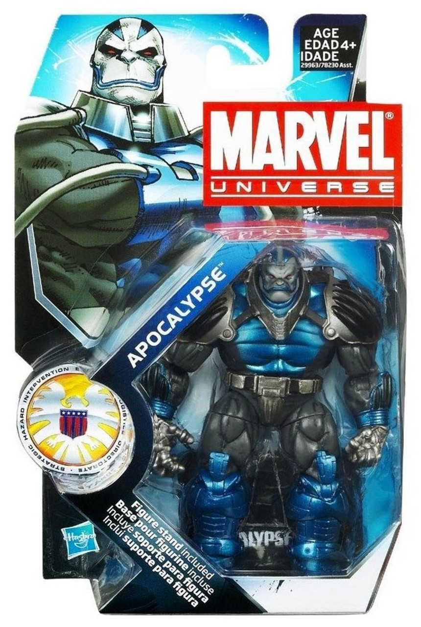 Marvel Universe Series 13 Apocalypse Action Figure #9