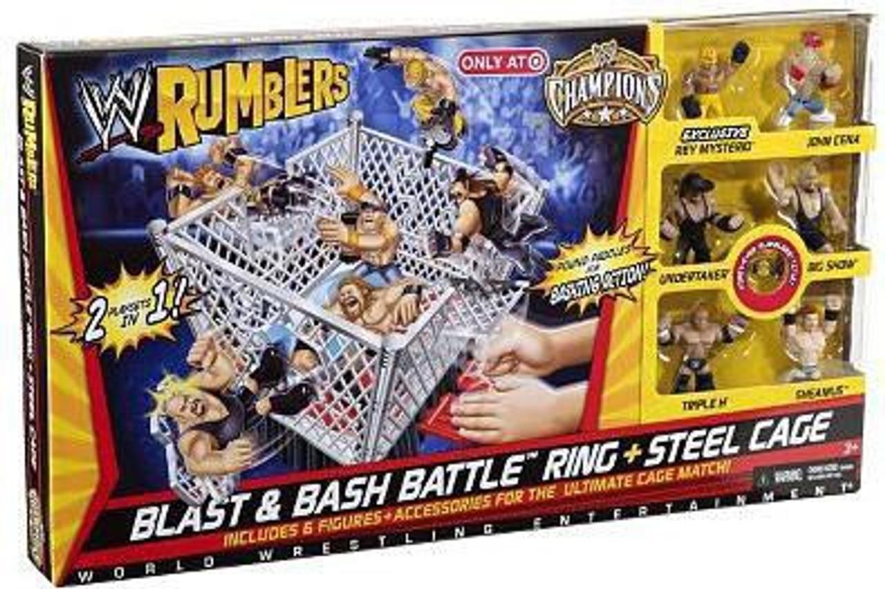 MATTEL ROMAN REIGNS  WWE SOUND SLAMMERS SERIES #1