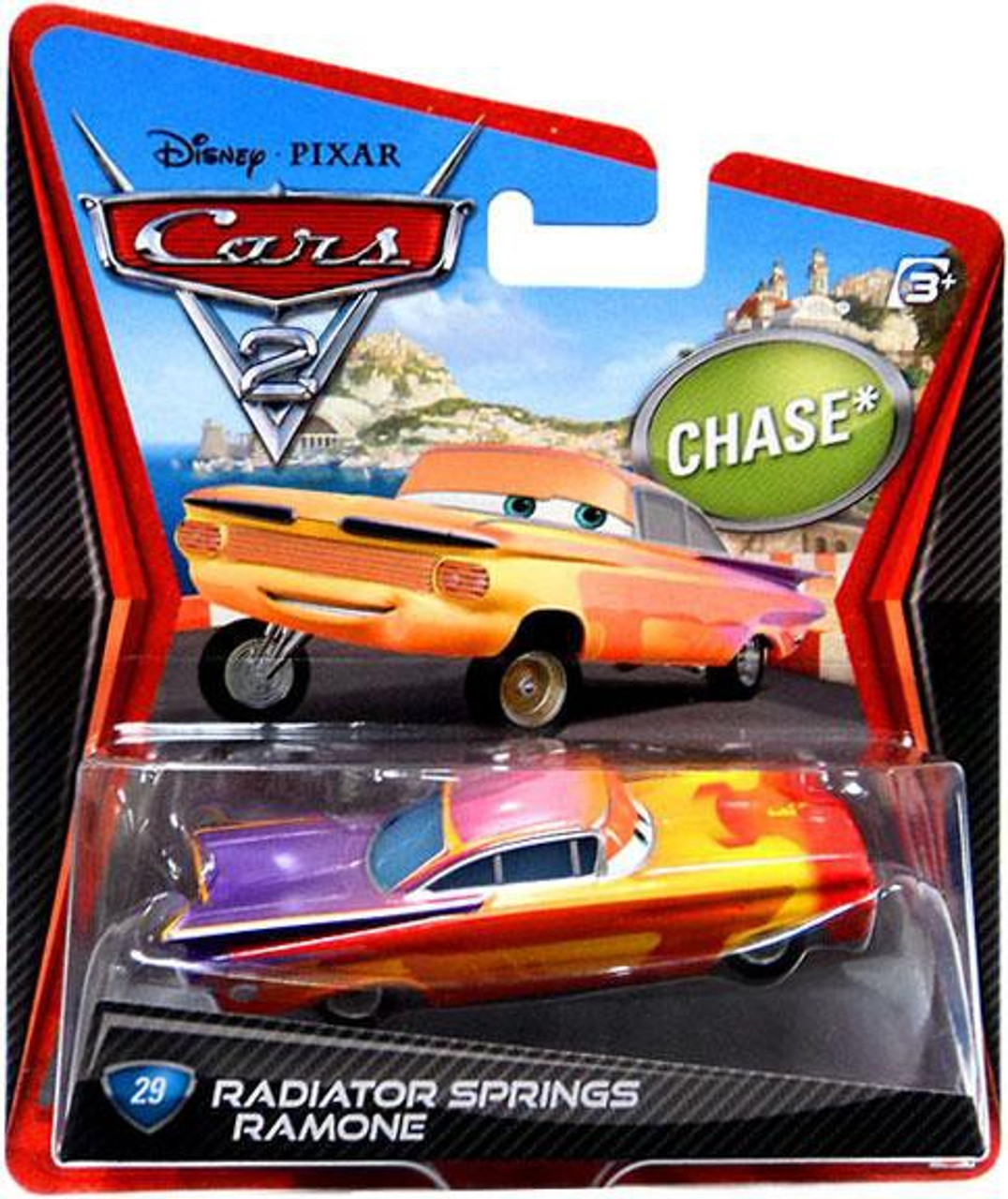 Disney Pixar Cars Cars 2 Main Series Radiator Springs Ramone 155