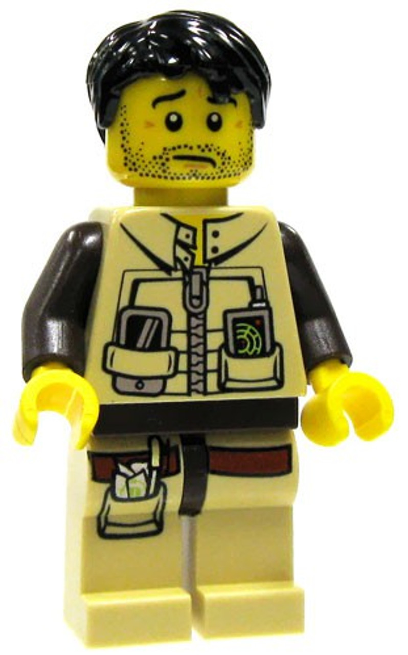 Lego Dino Attack Loose Dino Hunter Scout 1 Minifigure Loose Toywiz