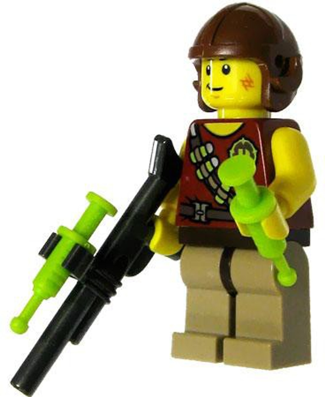 Lego Dino Attack Loose Dino Hunter Minifigure Version 1 Loose Toywiz