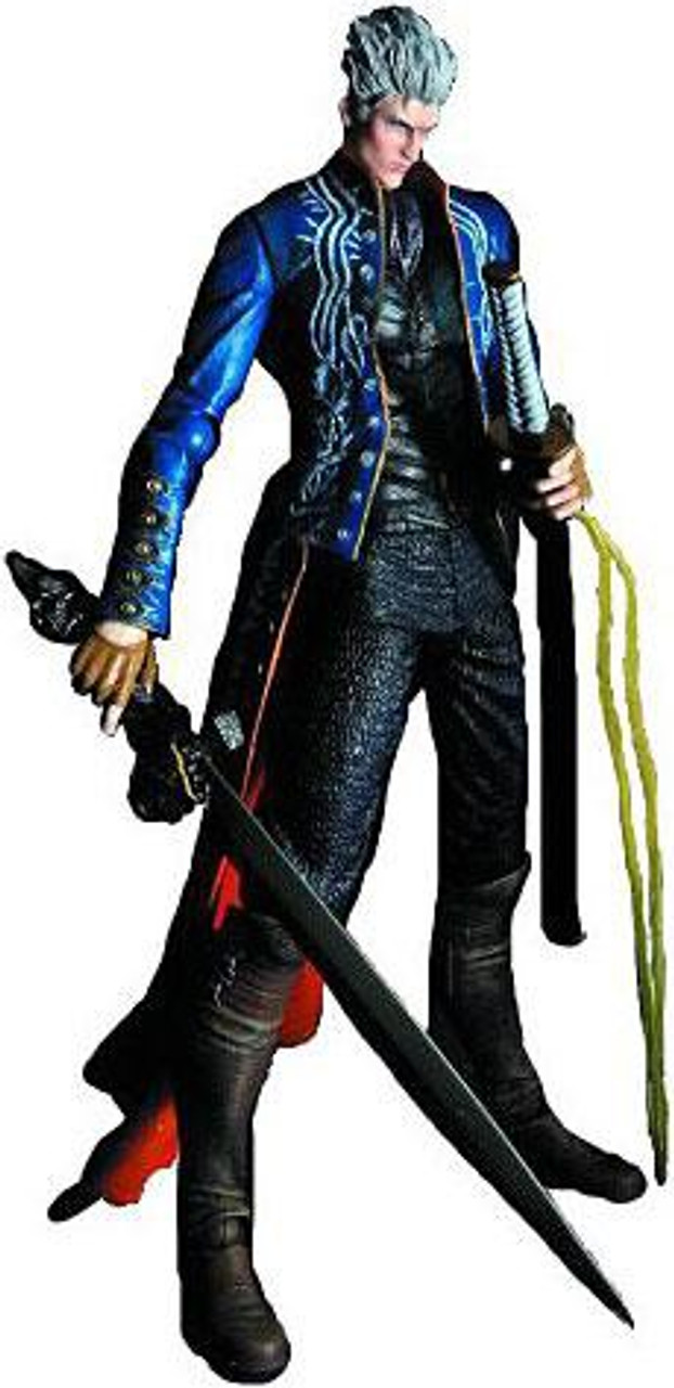 devil may cry 5 play as vergil