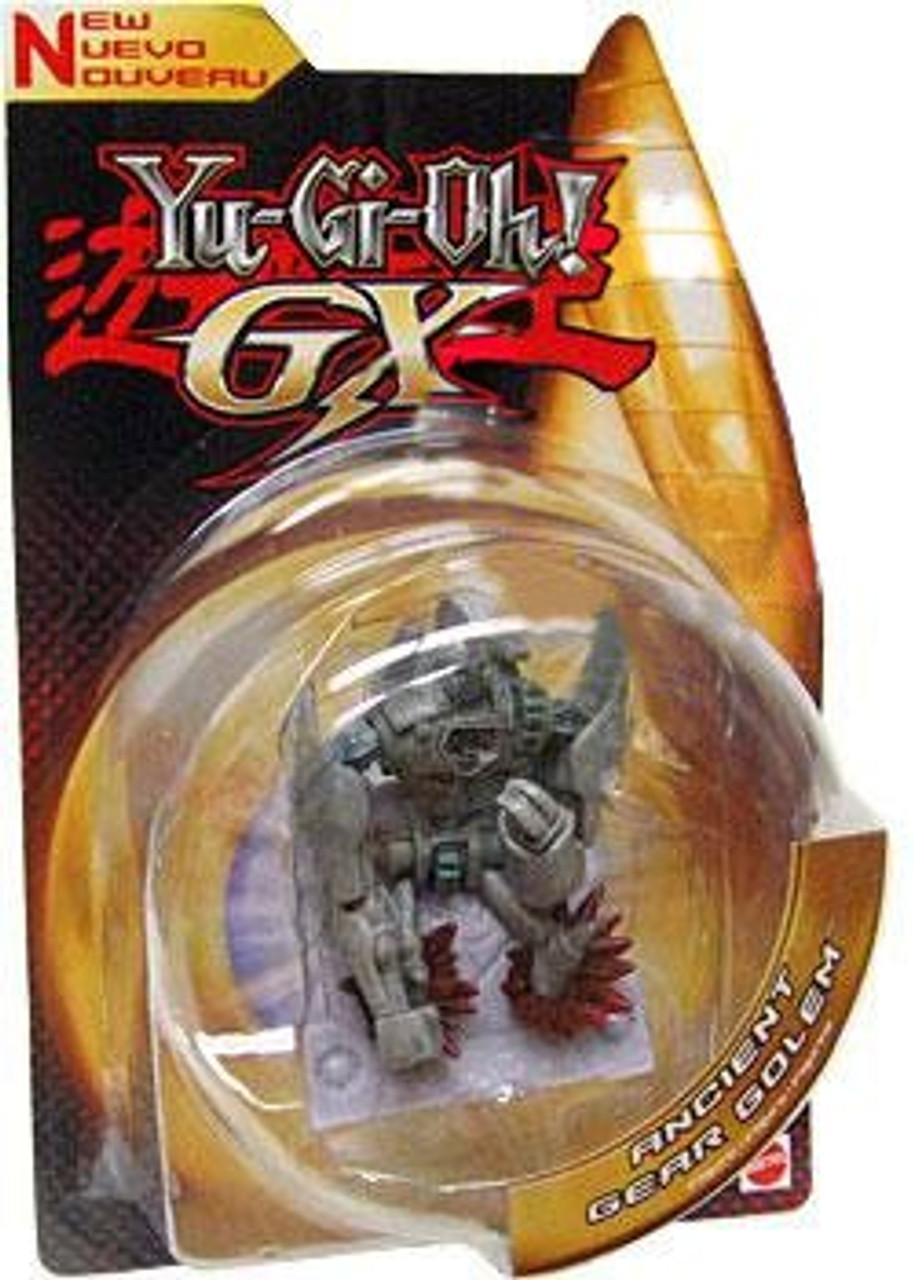 YuGiOh GX 3-Inch Figures Ancient Gear Golem 3 Action Figure