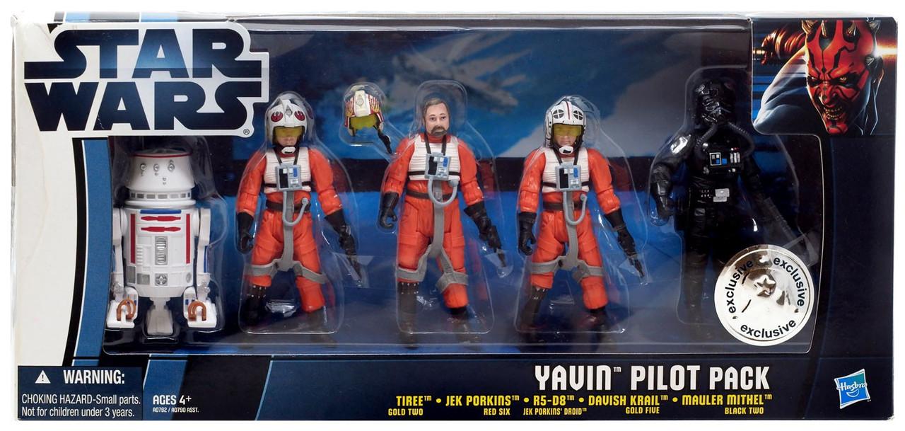 Imperial Evolution Trooper #09 avec support Star Wars 30th Anniversaire