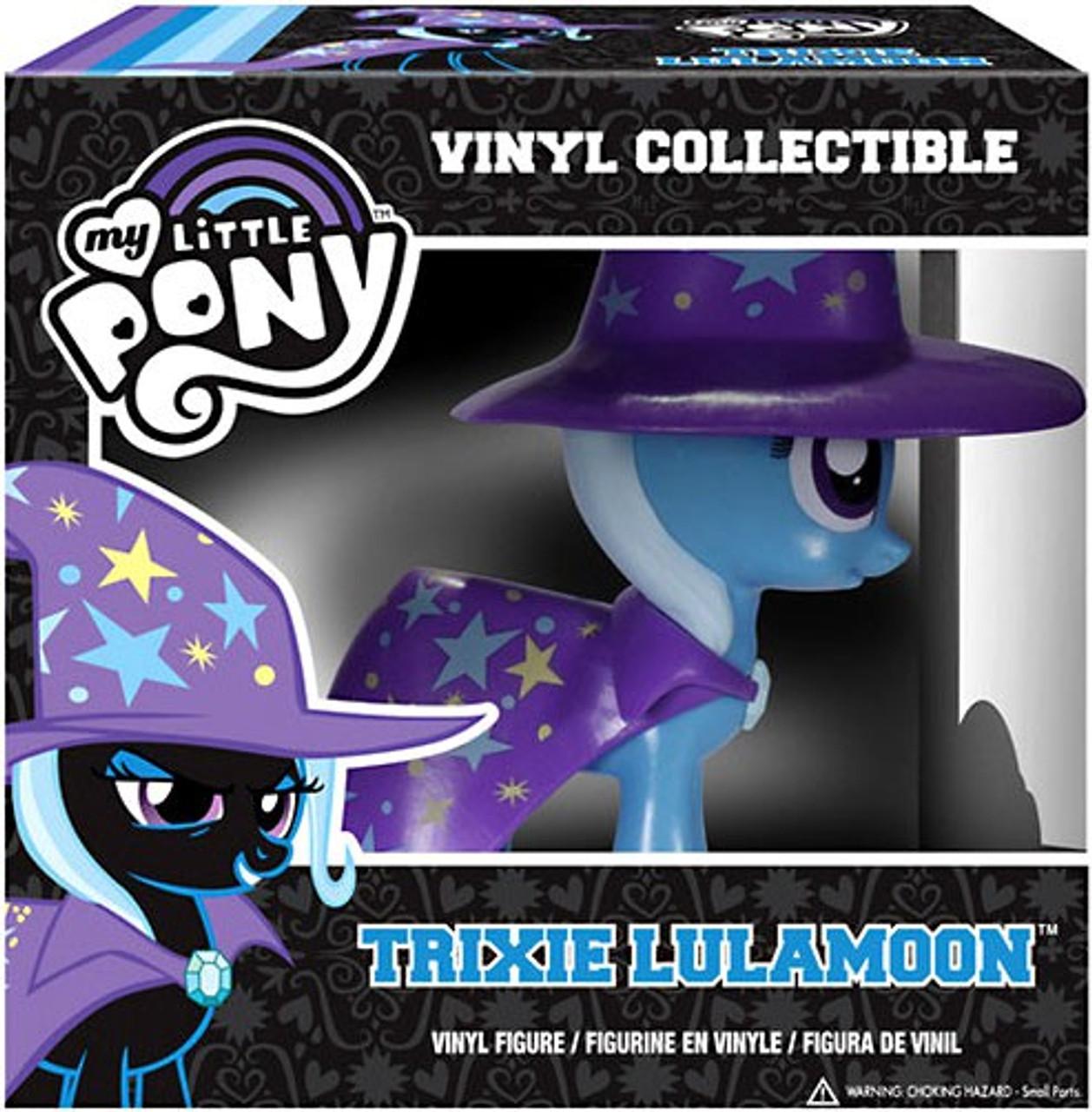 Funko Vinyl Collectible My Little Pony-Trixie Lulamoon New