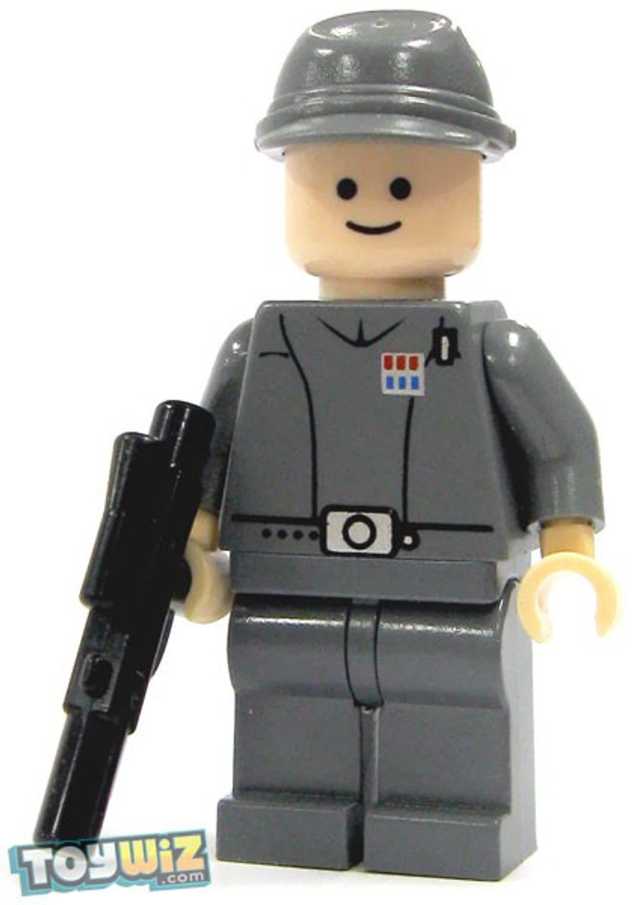 Lego Star Wars Imperial Officer Minifigure Light Flesh Toywiz