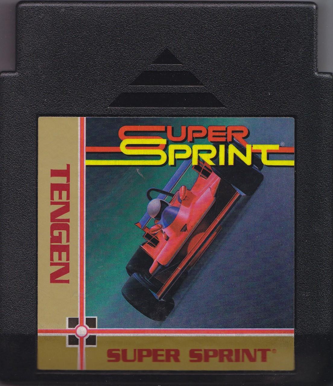 Image result for super sprint nes