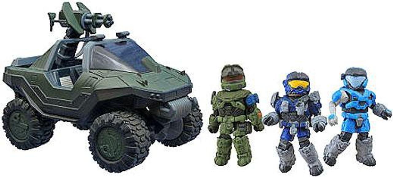 Halo Minimates M12 FAV Arctic Warthog