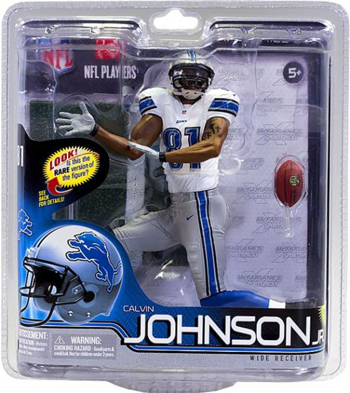 buy online 8b577 f277b McFarlane Toys NFL Detroit Lions Sports Picks Series 30 ...