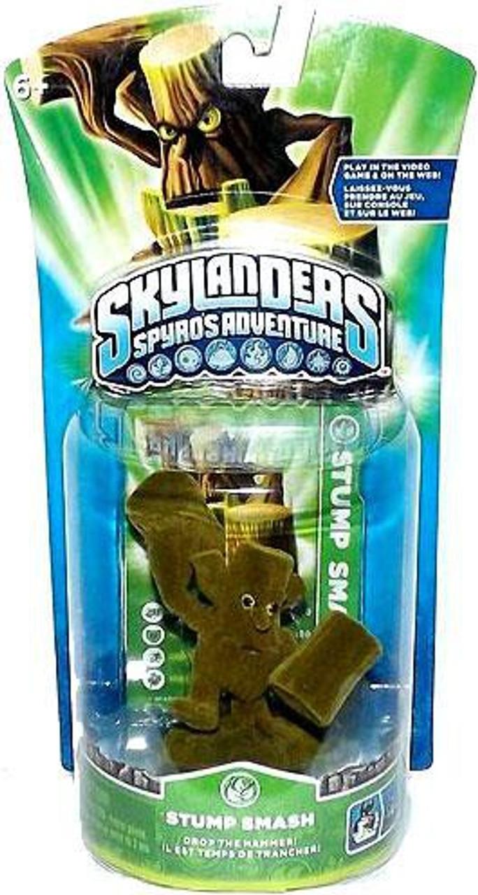 SKYLANDERS SPYRO ADVENTURE Figurine STUMP SMASH