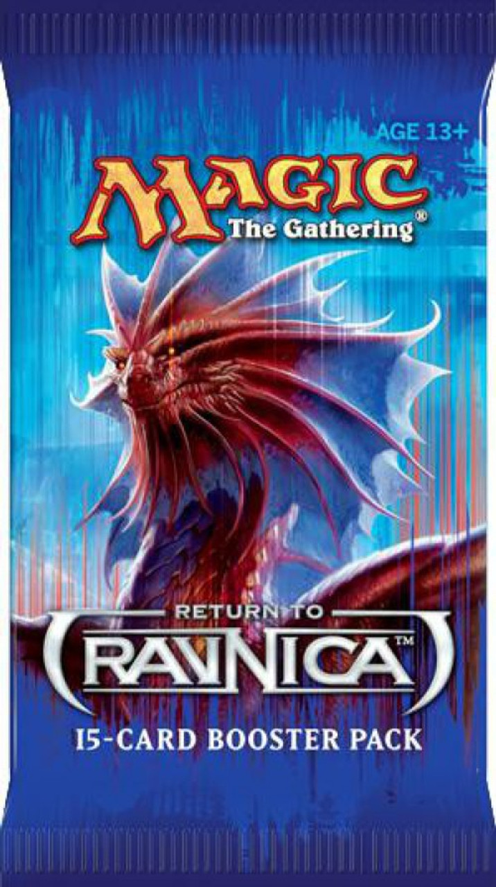 Wizards of the Coast Magic the Gathering Return To Ravnica Booster Pack
