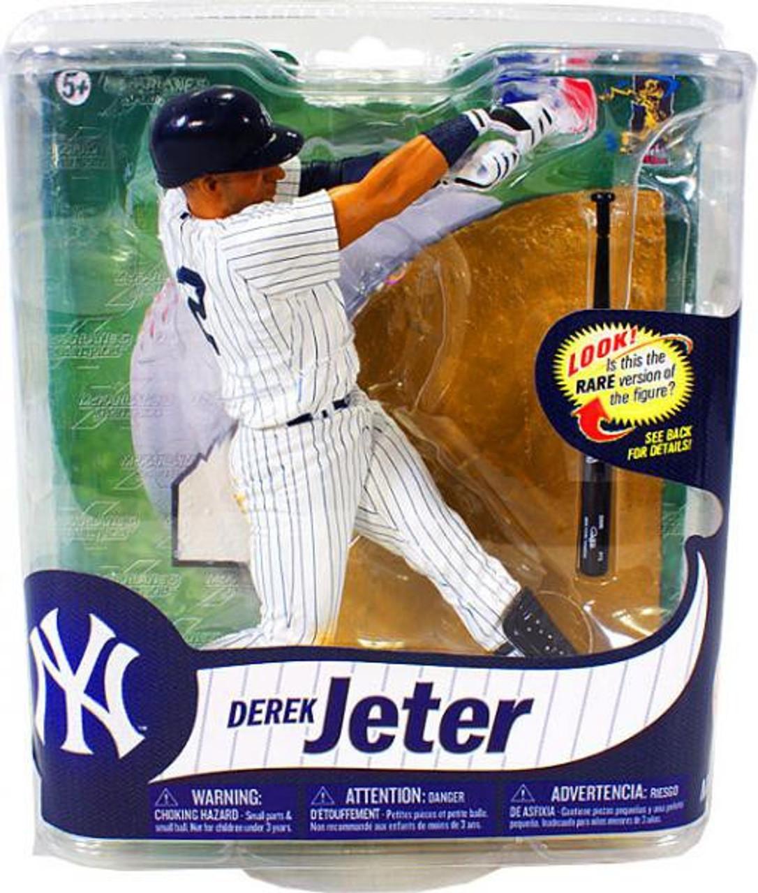 New Mcfarlane Sports Picks Derek Jeter 2010 Action Figure New York Yankees