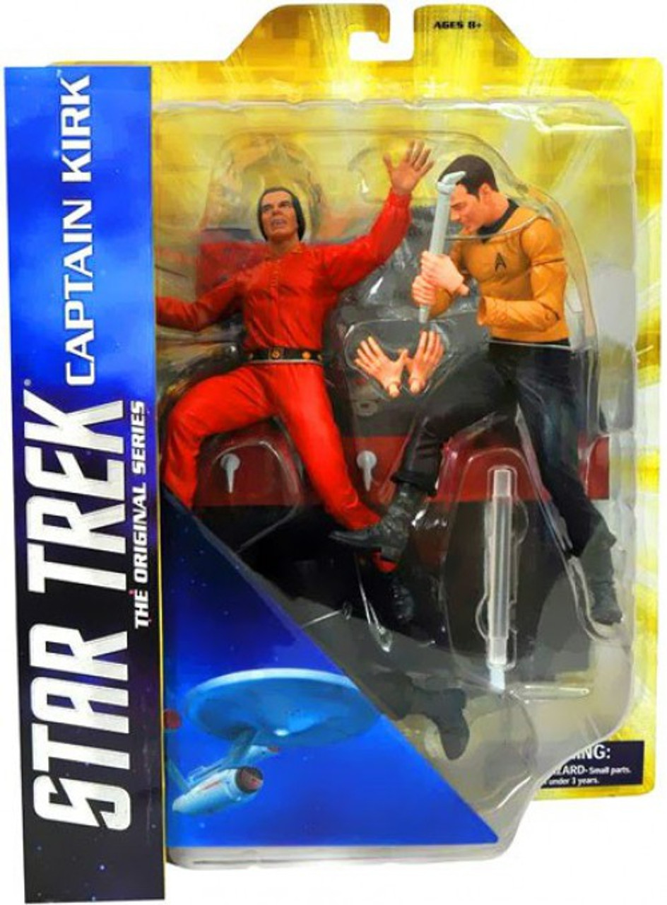 Diamond Select Toys Star Trek Movie Captain Kirk Action Figure