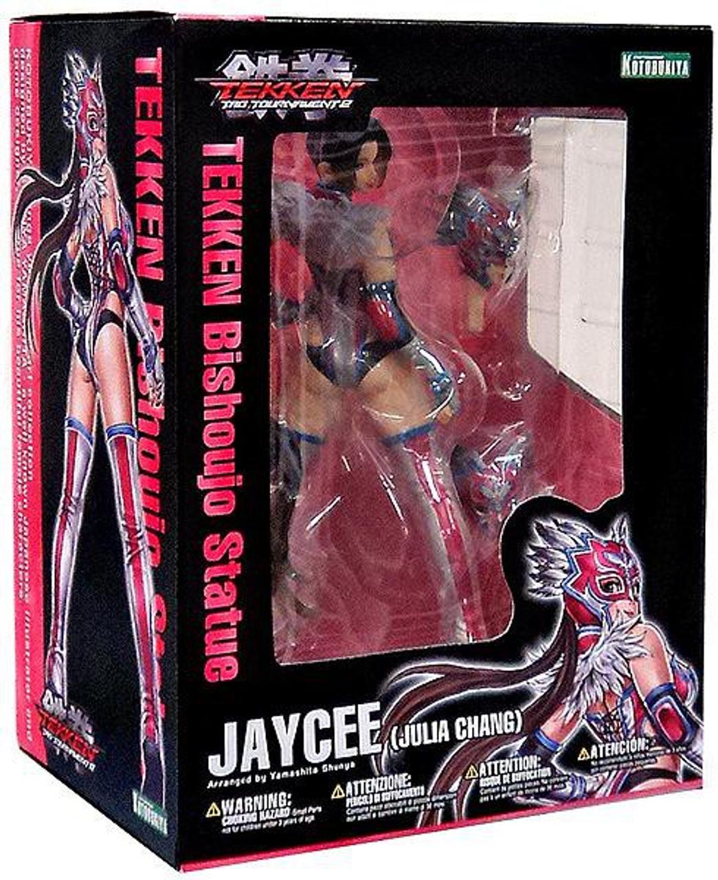 Kotobukiya Tekken Tag Tournament 2 Jaycee Bishoujo Statue