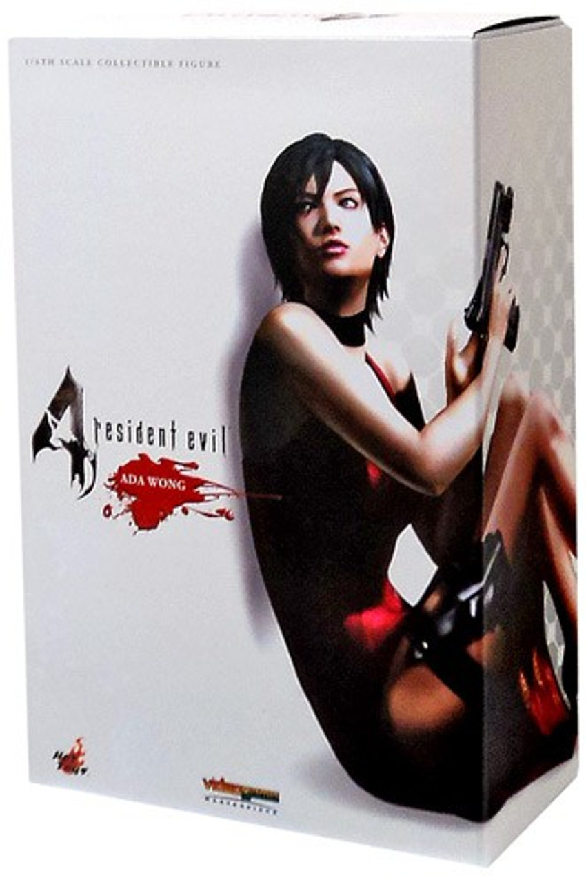 Resident Evil 4 Video Game Masterpiece Ada Wong Collectible Figure