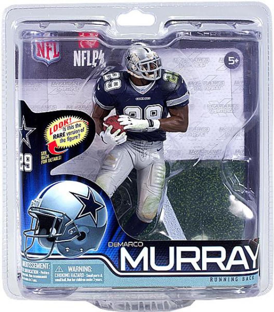 timeless design c8913 97776 McFarlane Toys NFL Dallas Cowboys Sports Picks Series 31 DeMarco Murray  Action Figure [Blue Jersey]