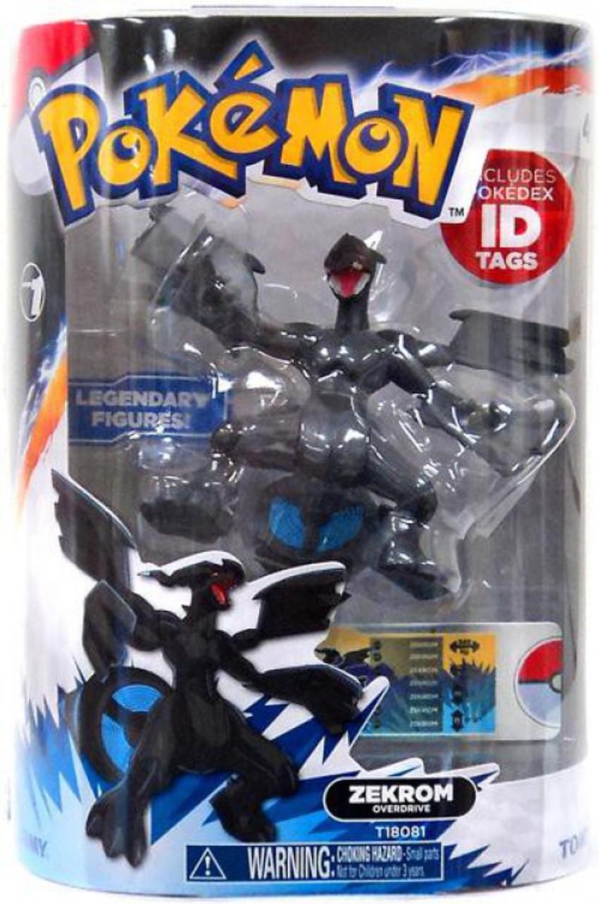 Pokemon Black /& White Legendary Series Deoxys 4-Inch Figure