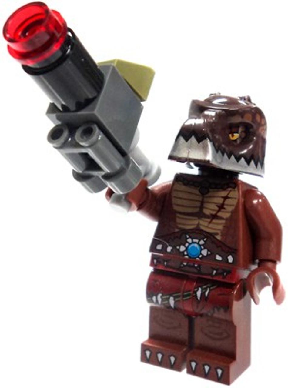 LEGO Legends of Chima 70002 Crug Minifigure Minifig NEW