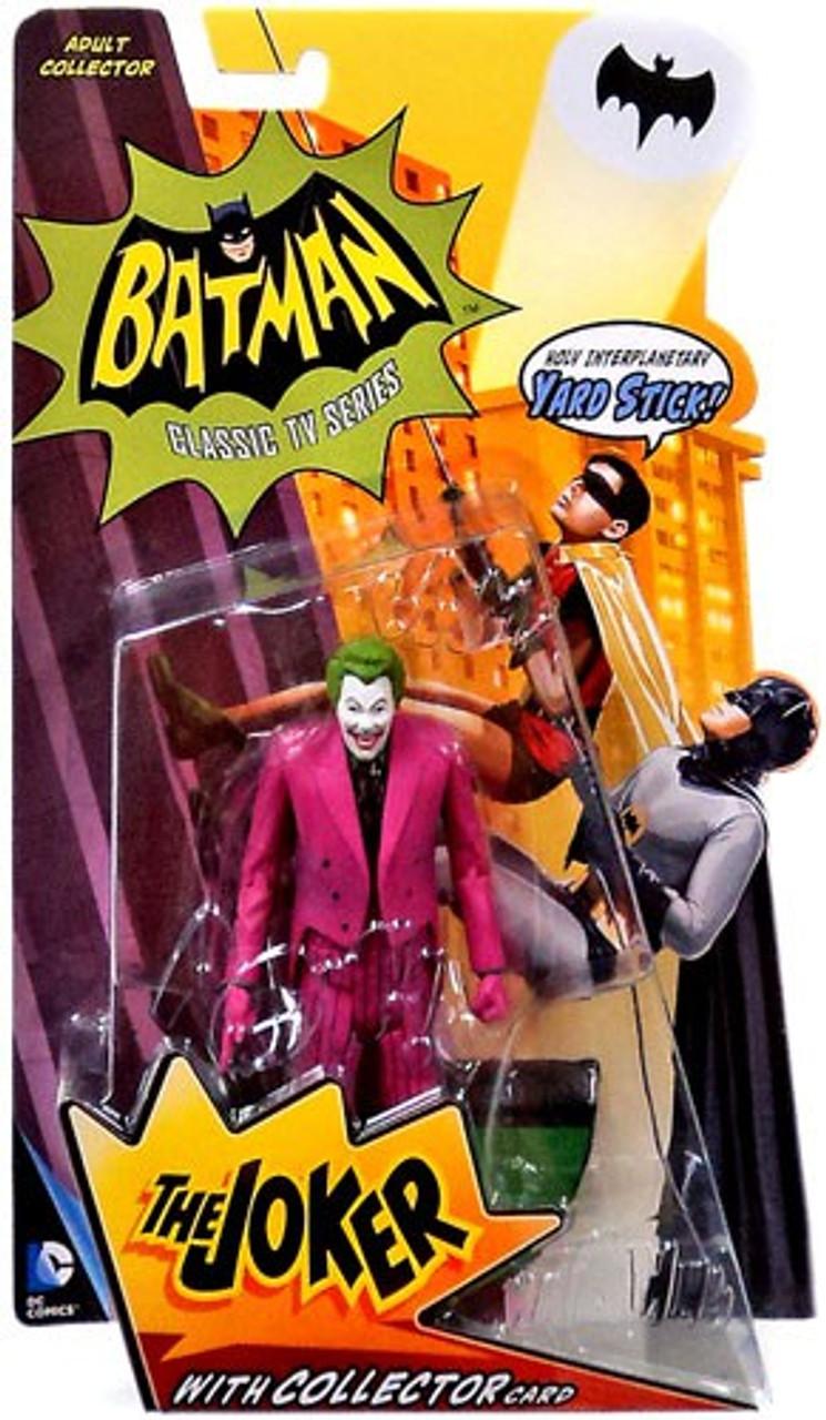 Batman The Joker Vinyl Figure Original Tv Series Classic Joker Style Toy Figure for Any Ages Action Figure