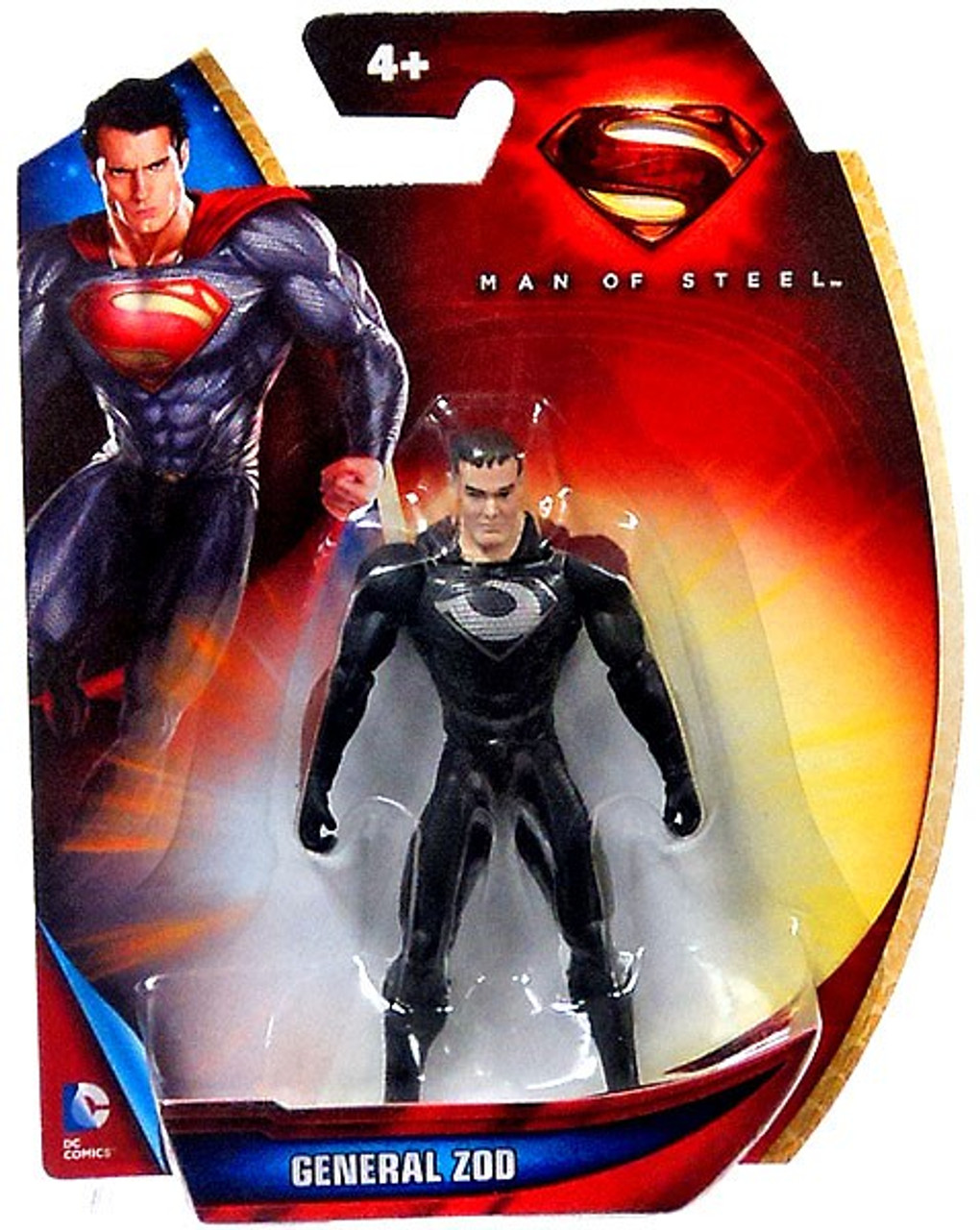 Superman Man of Steel General Zod Action Figure