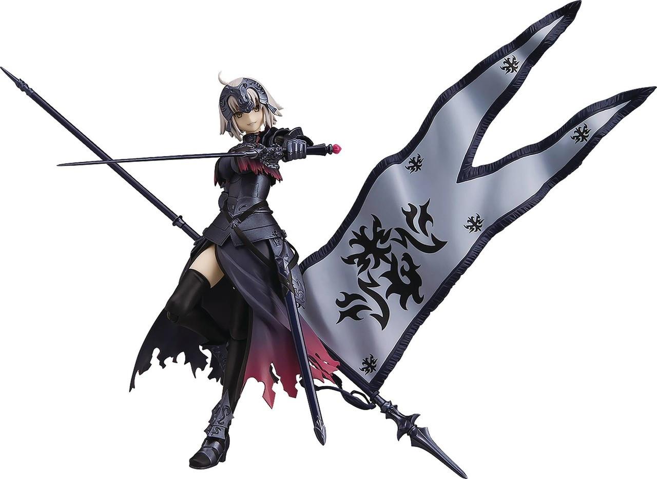 Figma 390 Fate//Grand Order Avenger Jeanne d/'Arc Alter PVC Figure New No Box