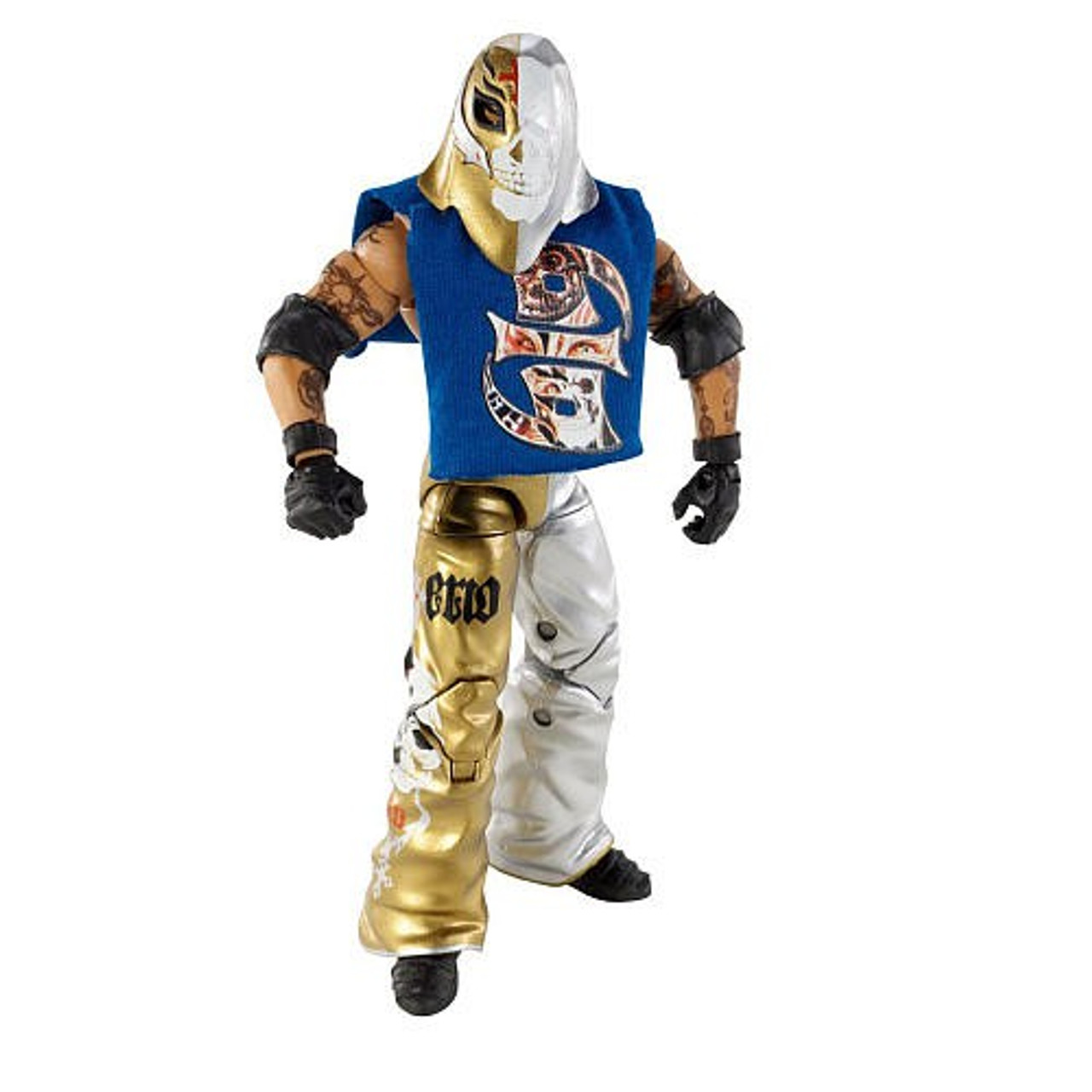 WWE Wrestling Elite Collection Series 5 Rey Mysterio ...