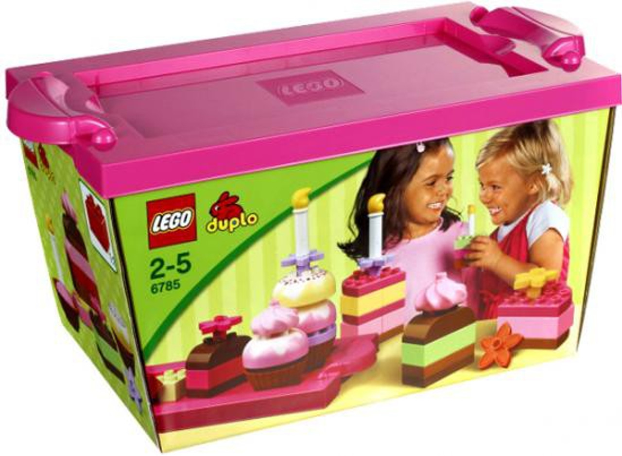 LEGO Duplo Creative Cakes Set #6785