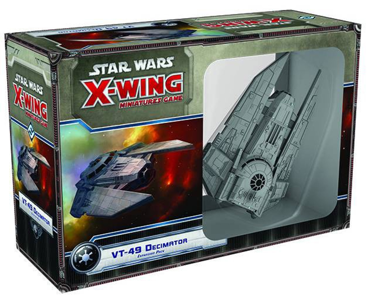 Fantasy Flight Games Star Wars X-Wing Mist Hunter Expansion Pack