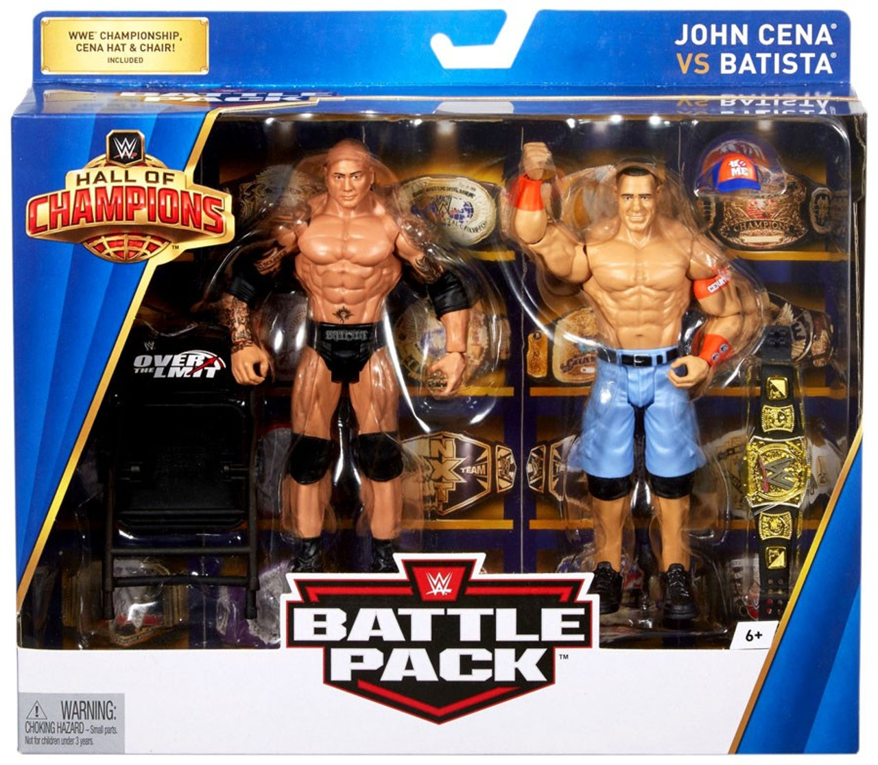 WWE Wrestling John Cena Action Figure New without Tag or Box