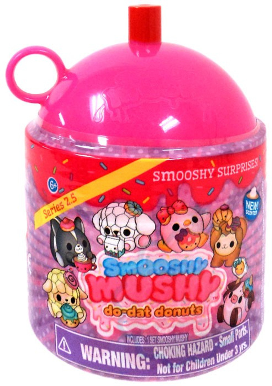 Smooshy Mushy Mystery Baby Bottle Surprise Series 1  Scented Sealed// one figure