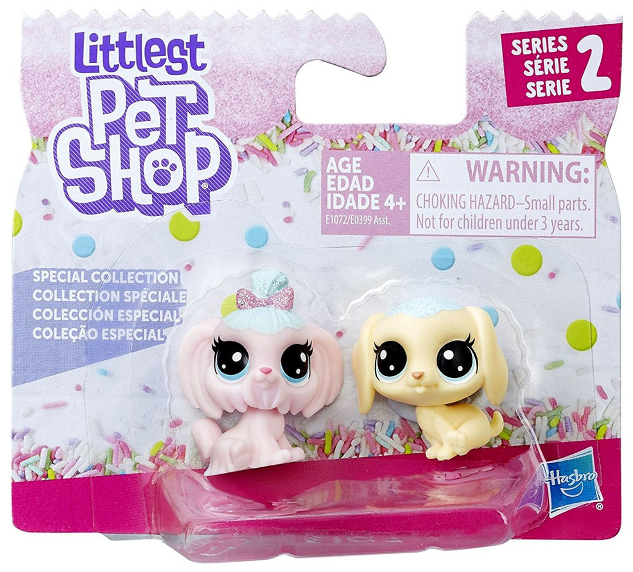Littlest Pet Shop Special Collection Series 2 Pastry Beaglet Jammy