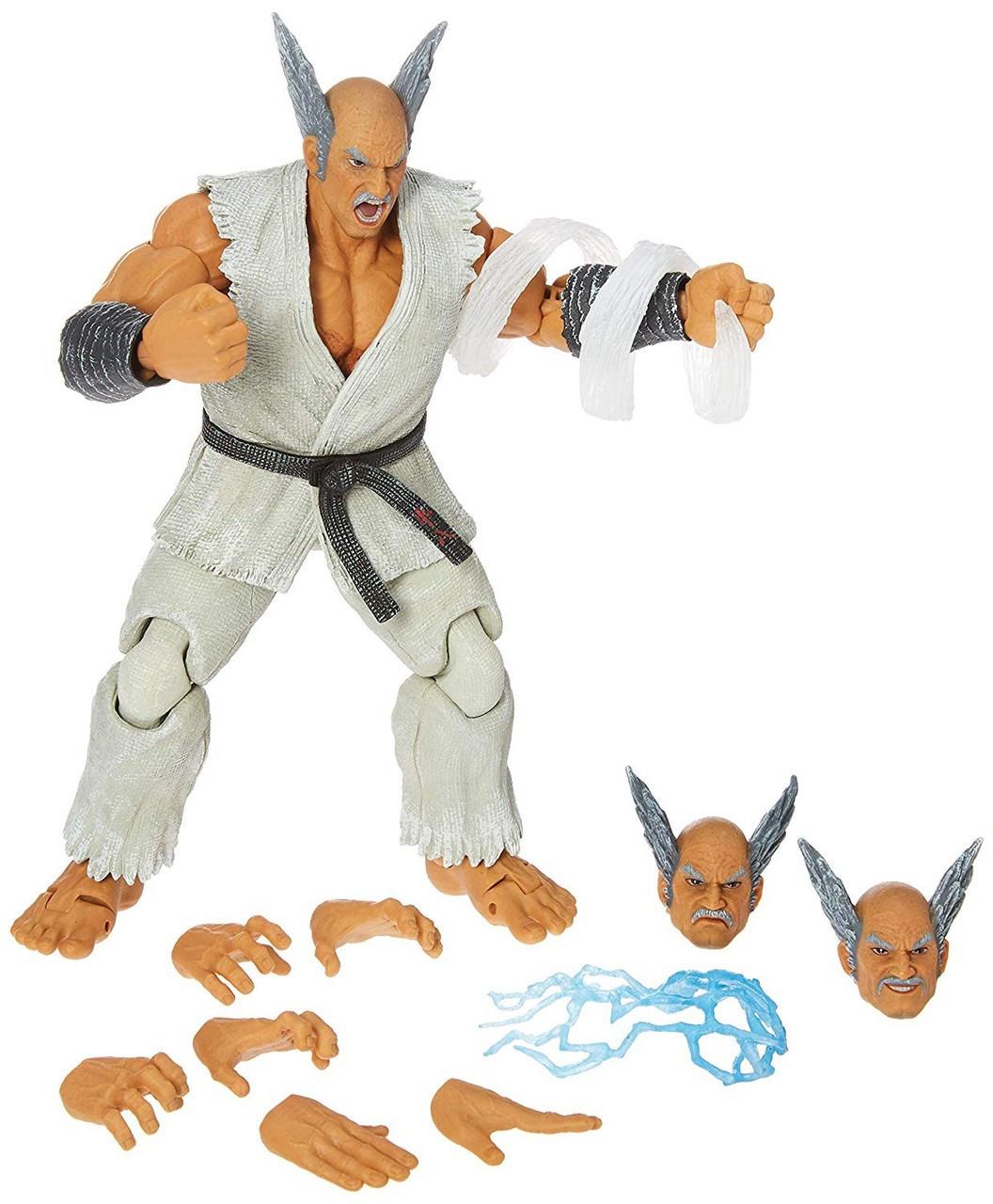 Tekken 7 Heihachi Mishima Action Figure Special Edition