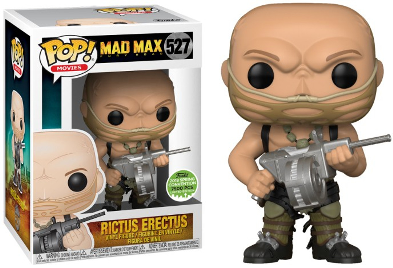 COMA-DOOF Vinyl Figure #516 MAD MAX FURY ROAD Funko Pop