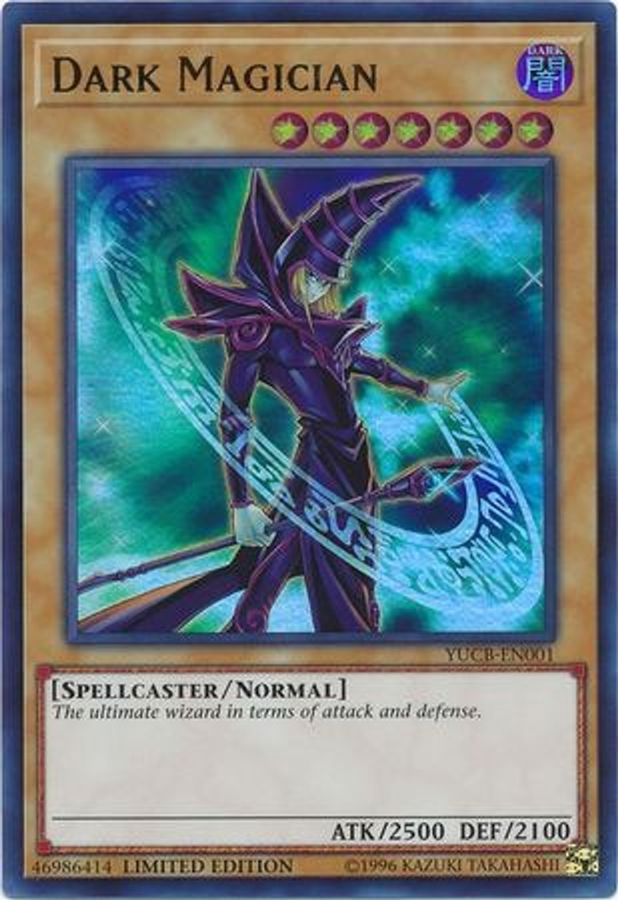 YSYR-EN001 YUCB-EN001 Ultra YUGIOH Set OF 2*** Ultimate Dark Magician X 1