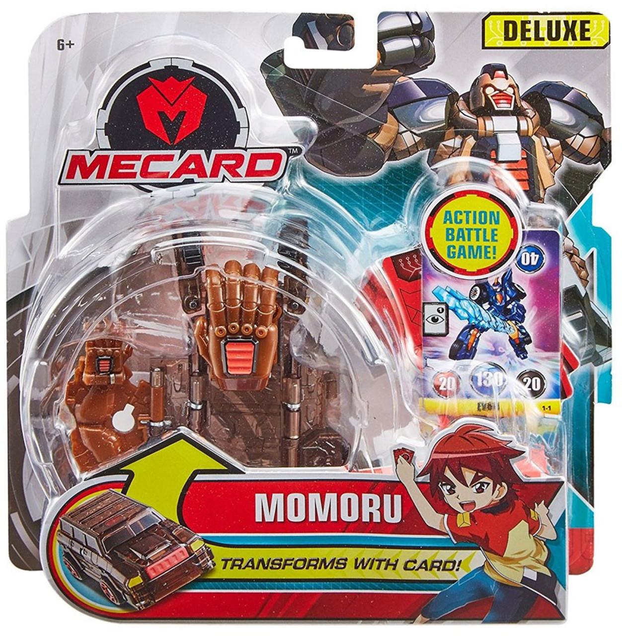 69b44c0be4d MeCard Deluxe Mecardimal Momoru Figure Mattel - ToyWiz